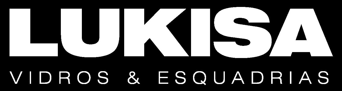 Lukisa Vidros e Esquadrias de Alumínio Logo